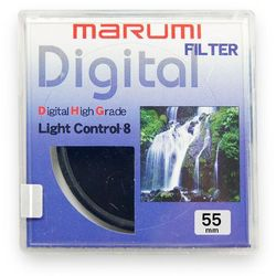 Filtr Marumi DHG Light Control-8 55mm (MLC(8) 55 DHG) Darmowy odbiór w 21 miastach!