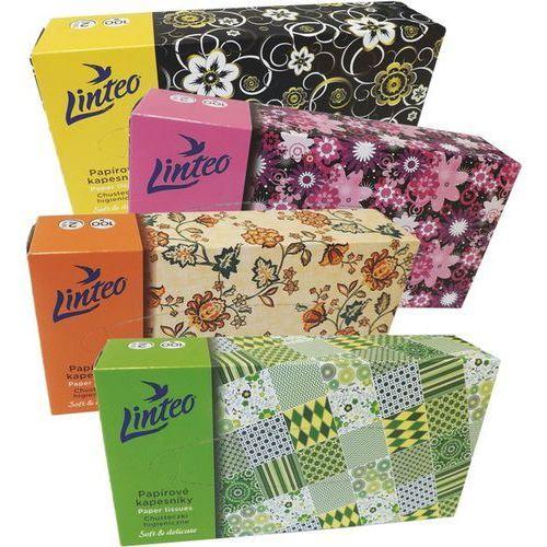 Chusteczki higieniczne, Chusteczki higieniczne BOX 100 szt