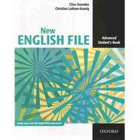 Książki do nauki języka, New English File, Advanced, Student's Book (podręcznik) (opr. miękka)