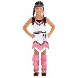 Kostium Indianka dla dziewczynki - 5/7 lat (116) Promocja -5% (-5%)