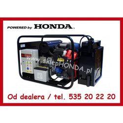 Agregat prądotwórczy EP13500TE AVR powered by HONDA + OLEJ + DOSTAWA GRATIS