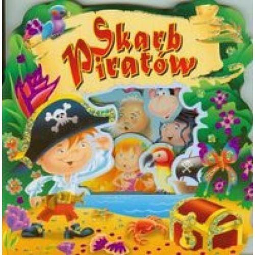 Książki dla dzieci, Skarb Piratów (opr. kartonowa)