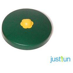 Plastikowa nakładka na belkę okrągłą ø 80 mm - zielony