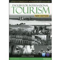 Książki do nauki języka, English for International Tourism Upper-Intermediate. Ćwiczenia Bez Klucza + CD (opr. miękka)
