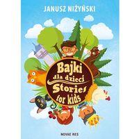Książki dla dzieci, Bajki dla dzieci. Stories for kids (opr. twarda)