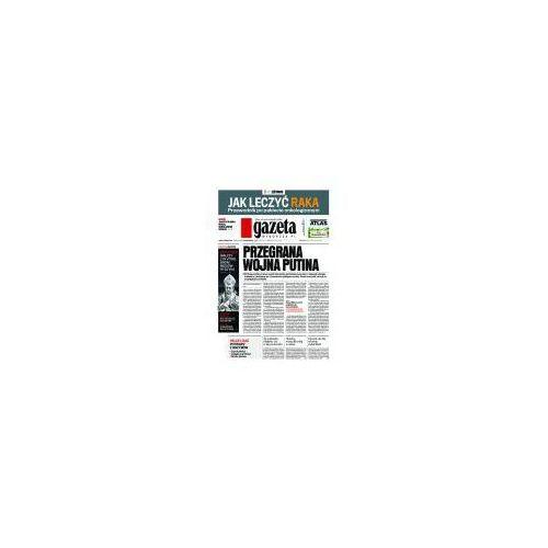 E-booki, Gazeta Wyborcza - Szczecin 187/2015