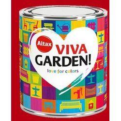 Emalia akrylowa Altax Viva Garden czerwone piwonie 0,25 l