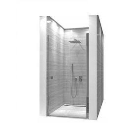 Drzwi prysznicowe uchylne 80 cm UP MY-SPACE REA