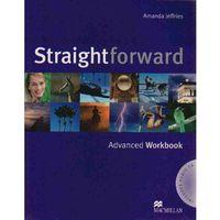 Książki do nauki języka, Straightforward advanced Workbook + CD (opr. miękka)