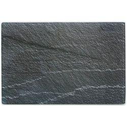 Deska do krojenia ANTHRACITE SLATE, 30x20 cm, ZELLER