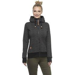bluza RAGWEAR - Chelsea Zip Black (BLACK) rozmiar: S