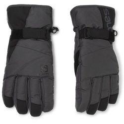 Rękawice narciarskie SALOMON - Insulated Gloves Gants LC1237900 Ebony