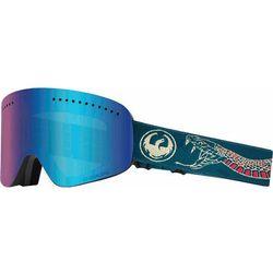 gogle snowboardowe DRAGON - Dr Nfx 8 Rattler Llblueion+Llamber (001) rozmiar: OS