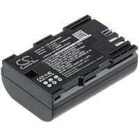Akumulatory do aparatów, Canon EOS 5D Mark II / LP-E6N 1600mAh 11.52Wh Li-Ion 7.2V (Cameron Sino)
