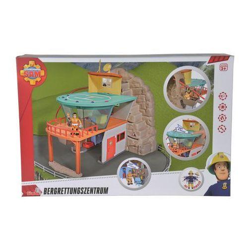 Kolejki i tory dla dzieci, Strazak Sam Stacja ratownictwa górskiego - Simba Toys. DARMOWA DOSTAWA DO KIOSKU RUCHU OD 24,99ZŁ