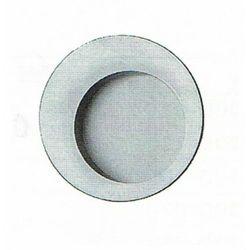 Uchwyty wpuszczane okrągłe fi 29 chrom mat LC-168PI-CS