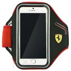 Futerał Ferrari Armband na ramie Apple iPhone 6 / 6S black