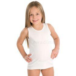 Podkoszulek dziewczęcy 92-116 ramiączko 40204 Wadima
