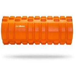 GymBeam Piankowy wałek do fitnessu Fitness Roller Orange