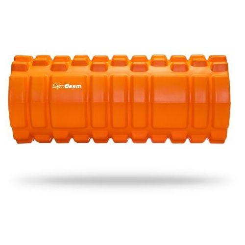 Inne do fitnessu, GymBeam Piankowy wałek do fitnessu Fitness Roller Orange