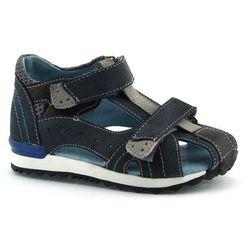 Sandały dla dzieci Kornecki 04965 - Granatowy