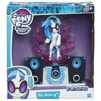 Figurki i postacie, My Little Pony FIM DJ Pony - Hasbro. DARMOWA DOSTAWA DO KIOSKU RUCHU OD 24,99ZŁ