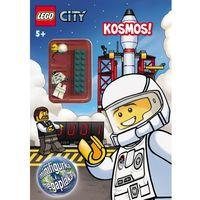 Pedagogika, LEGO CITY. KOSMOS + FIGURKA LMI7 (opr. broszurowa)