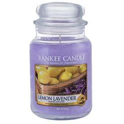 Yankee Candle Lemon Lavender 623g DUŻA ŚWIECA SZYBKA WYSYŁKA infolinia: 690-80-80-88