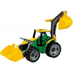 LENA Traktor Spychacz + Koparkaopakowanie