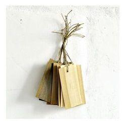 etykietki do prezentów - Tulipanowiec