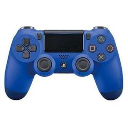 Sony Playstation 4 Dualshock v2 - Blue - Gamepad - Sony PlayStation 4