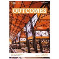 Książki do nauki języka, Outcomes Pre-Intermediate 2nd Edition. Książka Nauczyciela + CD (opr. miękka)