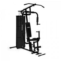 KLARFIT Ultimate Gym 3000 Wielofunkcyjny atlas Stanowisko treningowe czarny