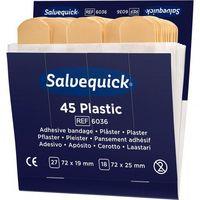 Pozostałe materiały opatrunkowe, Plaster plastikowy Salvequick