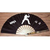 Akcesoria do sportów walki, Wachlarz z motywem Ninja (GTTD320)