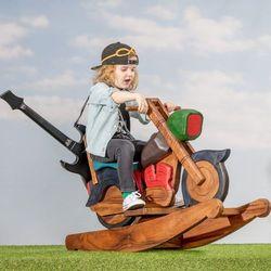 Dekoria Bujak Easy Rider, 35 × 100 × 72 cm