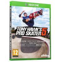 Gry na Xbox One, TONY HAWK'S PRO SKATER 5 (Xbox One)