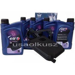 Filtr oraz olej ELF G3 automatycznej skrzyni biegów Dodge RAM 1500 3,7 2006-