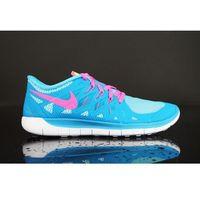 Damskie obuwie sportowe, BUTY NIKE FREE 5.0 (GS) 644446-401
