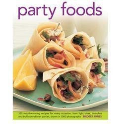 Party Foods Bridget Jones