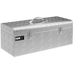 MSW Skrzynka narzędziowa - aluminium - 31 l MSW-ATB-575 - 3 LATA GWARANCJI