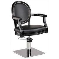 Meble fryzjerskie, Ayala Royal 02 fotel fryzjerski na pompie gazowej i podstawie pięcioramiennej