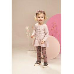 Tunika dziewczęca różowa 3K40CY Oferta ważna tylko do 2031-04-12