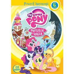 My Little Pony: Przyjaźń to magia, Część 6 (DVD)