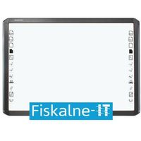 Tablice interaktywne, Tablica interaktywna QWB100WS-PS 105""