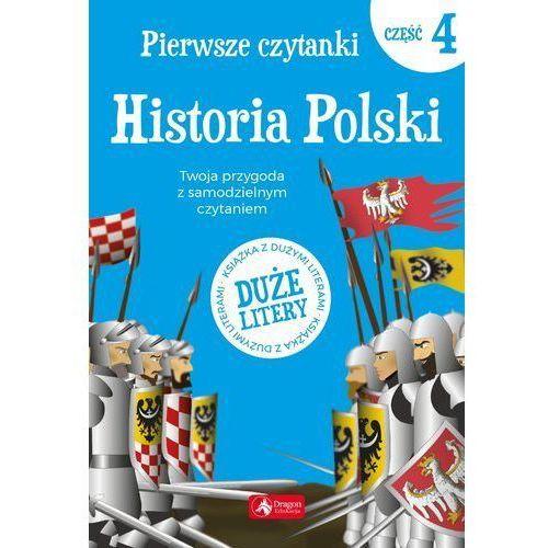 Książki dla dzieci, Pierwsze czytanki 4 - Praca zbiorowa (opr. broszurowa)