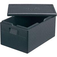 Kosze i pojemniki gastronomiczne, Pojemnik termoizolacyjny 685x485x360 mm | THERMO FUTURE BOX, 056303