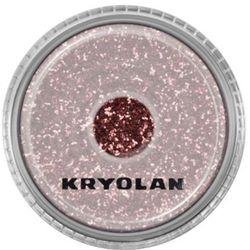 Kryolan POLYESTER GLIMMER MEDIUM (ROSE) Średniej grubości sypki brokat - ROSE (2901)