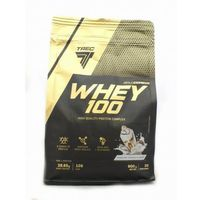 Odżywki białkowe, Trec Gold Core Whey 100 900 g Białko czeko-kokos