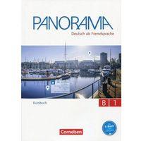 Książki do nauki języka, Panorama B1 Kursbuch + E-Book (opr. miękka)